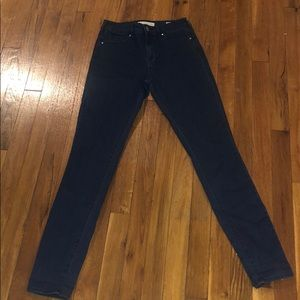 PacSun high rise skinniest jeans